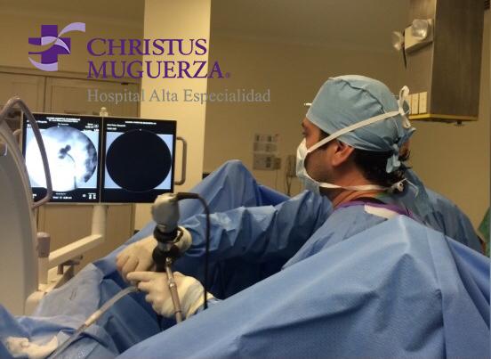 Urólogo Christus Muguerza Monterrey