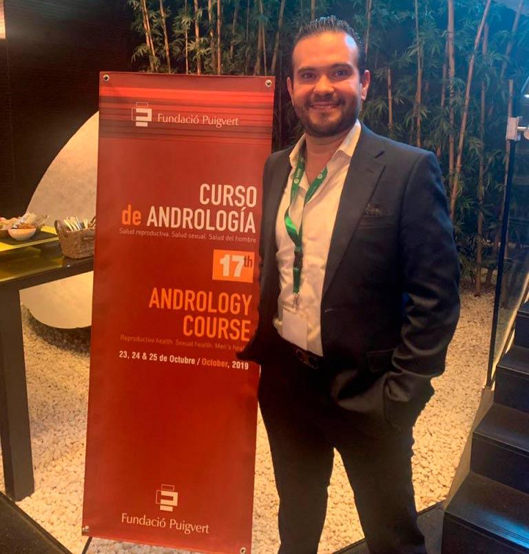 Dr. Juan Antonio Acuña - Curso de Andrología